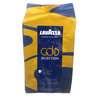 LAVAZZA • Kawa ziarnista Gold Selection • 1 kg